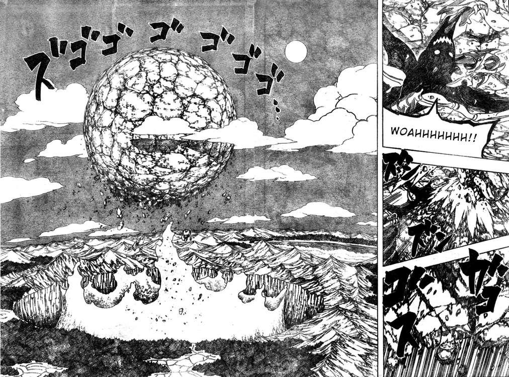 Manga Naruto page 06