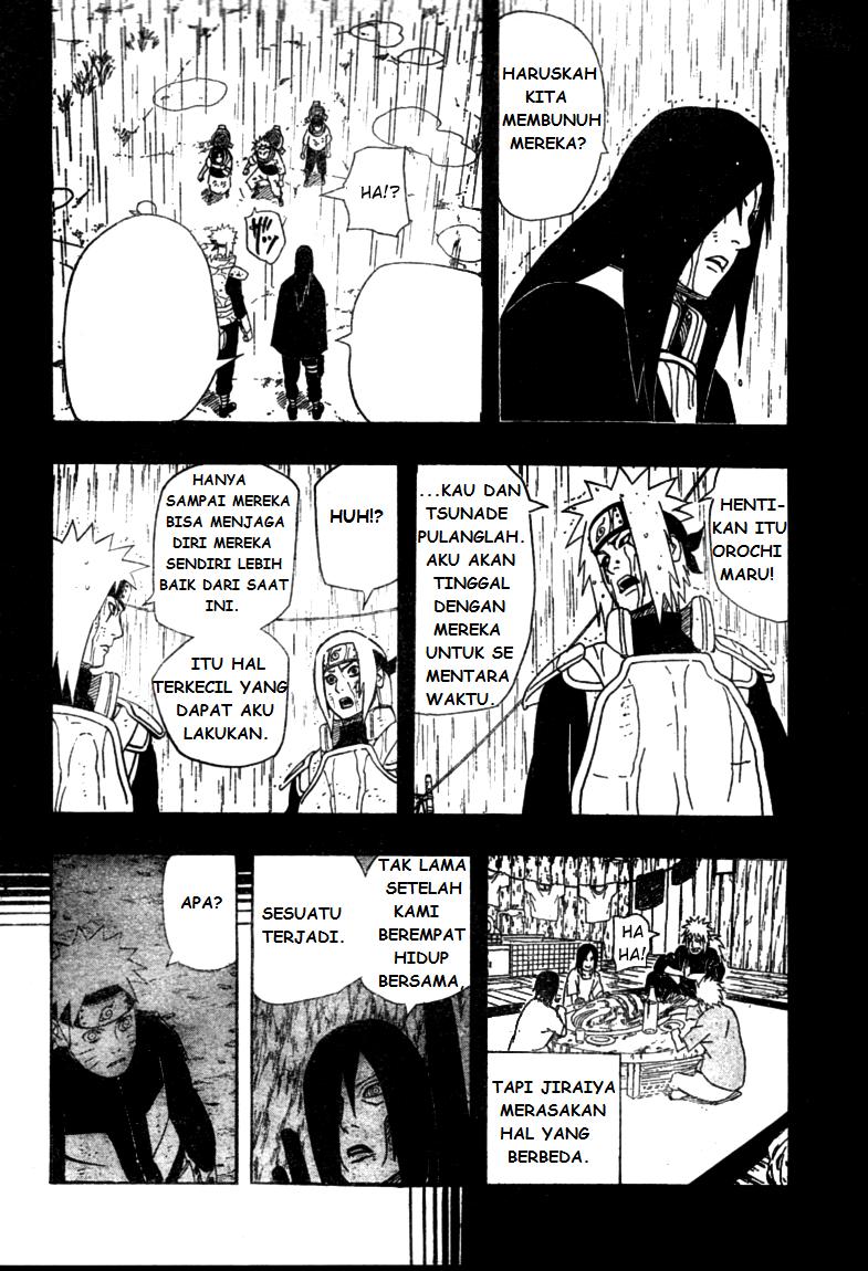 Komik Naruto hal 4...