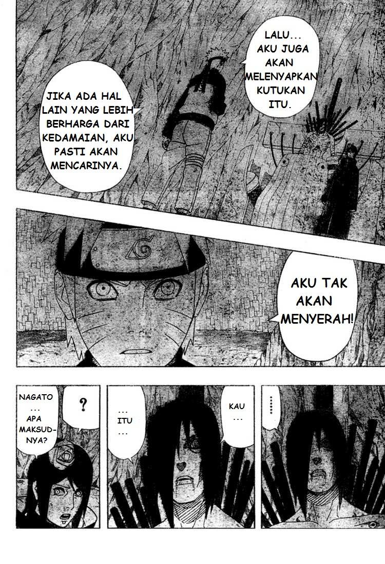 Komik manga Kakasensei Naruto 448 02 shounen manga naruto