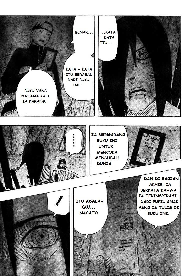 Komik manga Kakasensei Naruto 448 03 shounen manga naruto