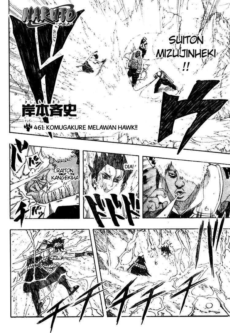Komik manga Kakasensei Naruto 461 02 uncategorized