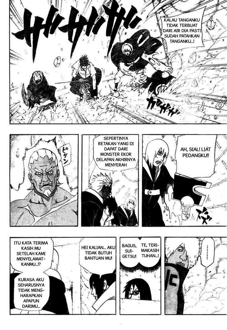 Komik Naruto hal 8...