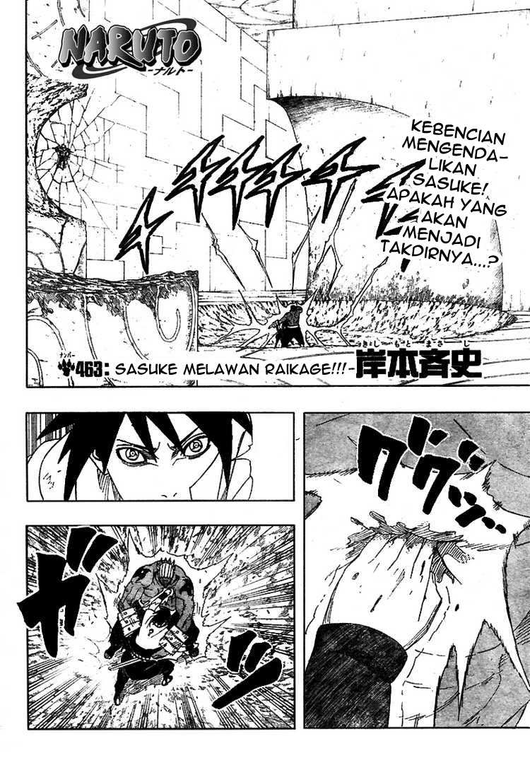 Komik Naruto hal 2...