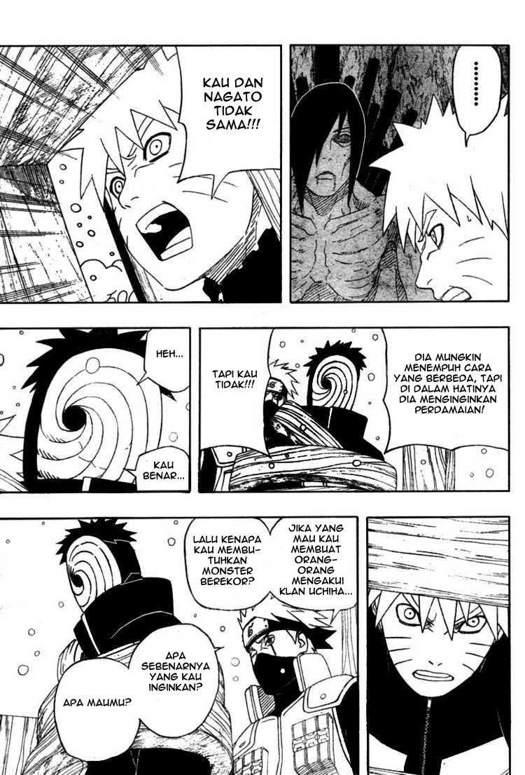 Komik Naruto hal 10...