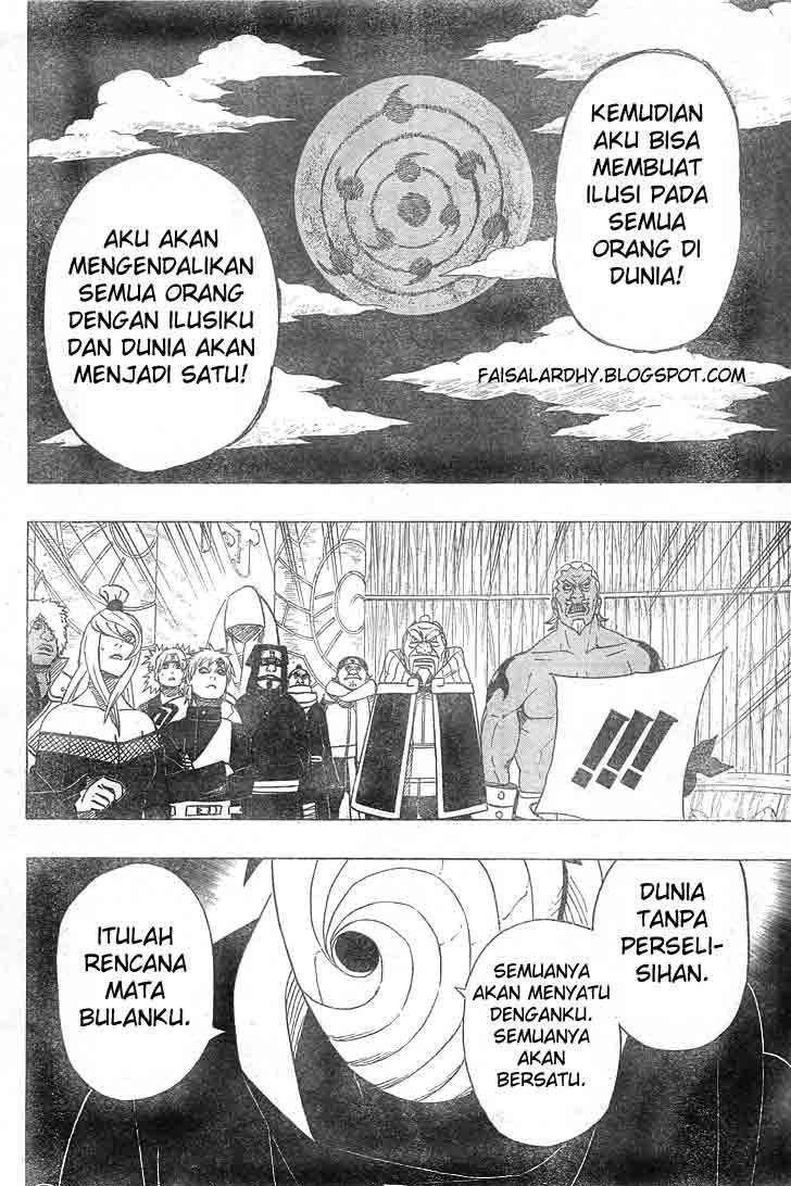 Komik Naruto hal 16...