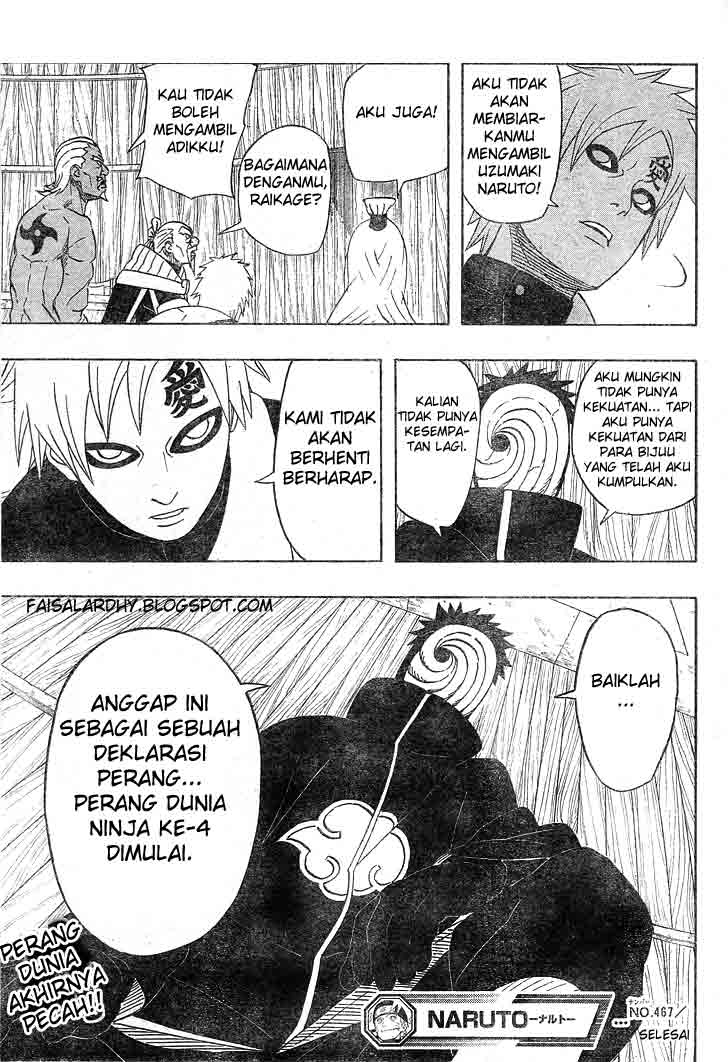 Komik Naruto hal 19...