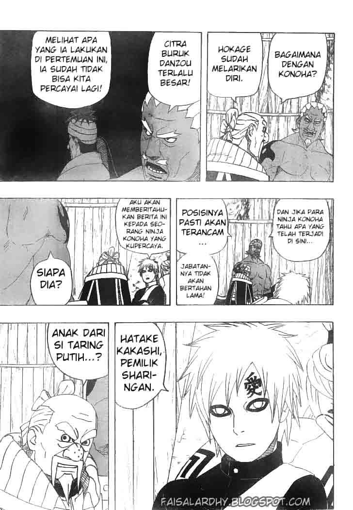 Komik Naruto hal 3...