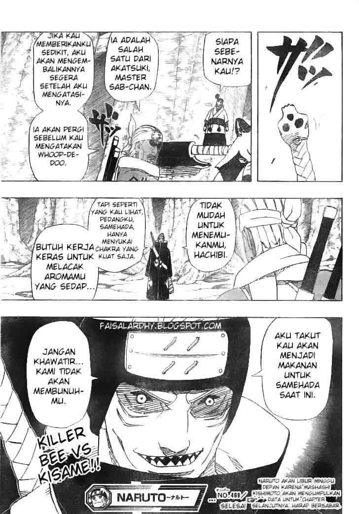 Komik Naruto hal 17...