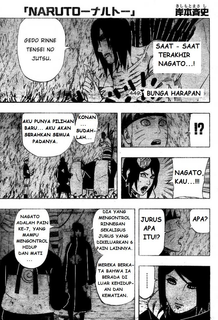 Komik manga Kakasensei Naruto 499 01 shounen manga naruto